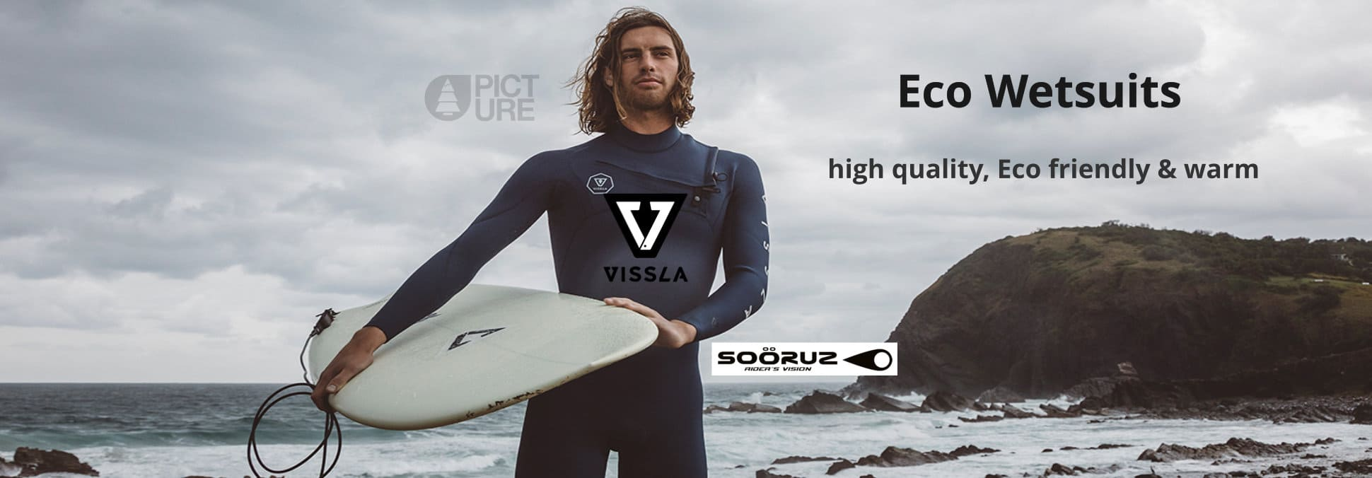 Eco Wetsuits